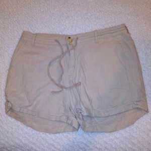Forever 21 Sz M linen style shorts